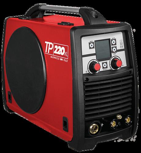 TP 220 XL PULSED SALDATRICE MULTIPROCESSO HELVI