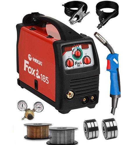 Fox 185 Flex-Line Saldatrice Multi-processo Helvi