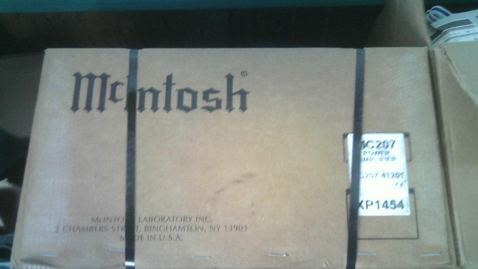 McIntosh MC207 7 Channel Amplifier NEW