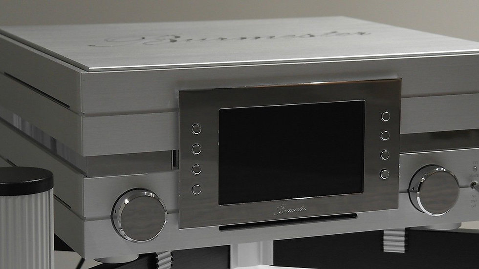 Burmester 111 Reference Streaming Device