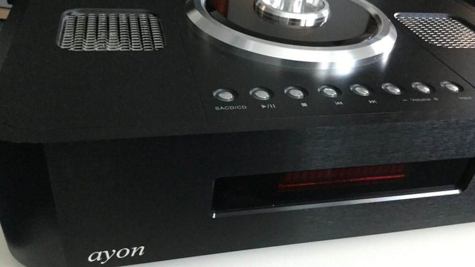 Ayon Audio CD 35 Signature Preamp.
