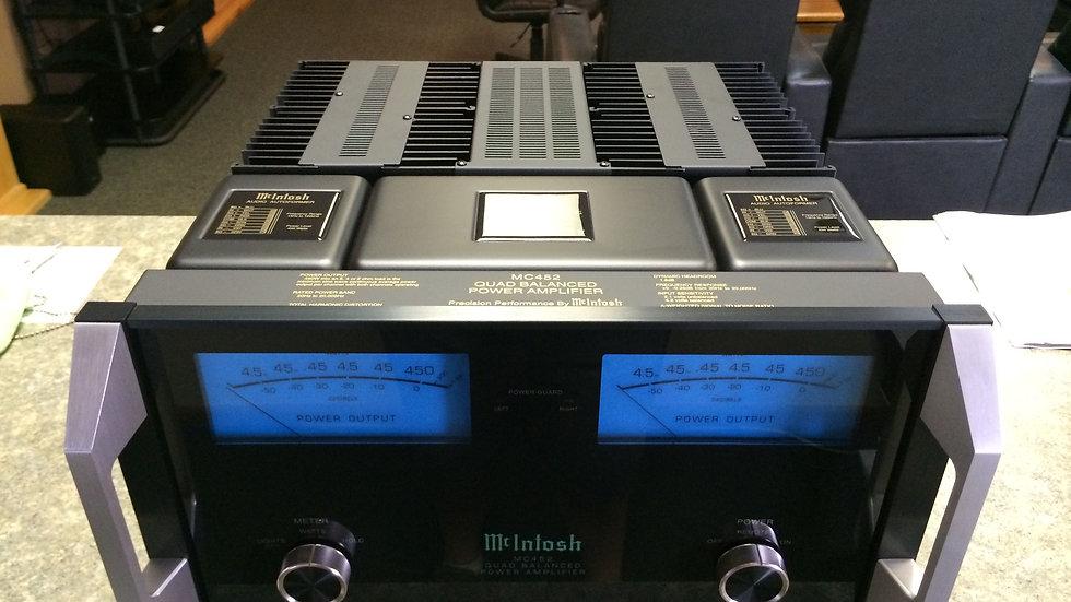 McIntosh MC452 Amp.