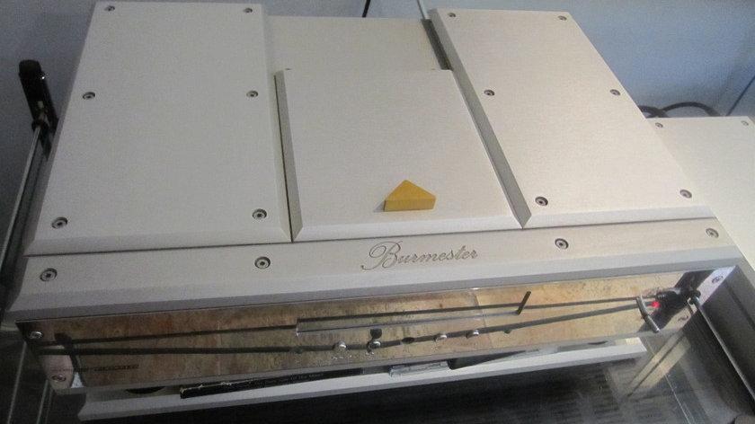 Burmester 969 CD transport