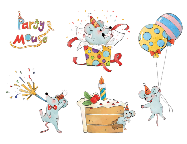 party mouse