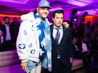First visit to Moscow of REDONE - producer of Lady Ga-Ga, Enrique Iglesias, J Lopez.