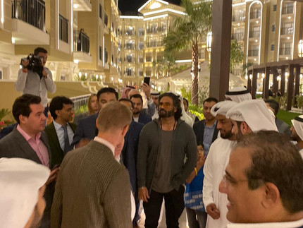 BRICS+ initiative support from His Royal Highness Mohammed bin Zayed Al Nahyan .