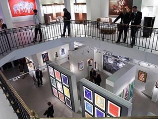 Le Salon Art & Design Moscow 2018