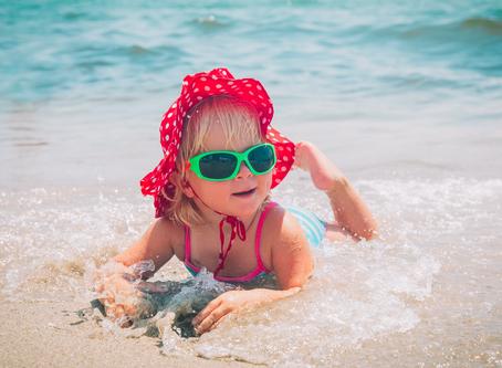 Cómo compaginar el Verano y el Sueño Infantil