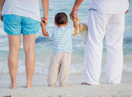 Vacaciones y el Sueño Infantil