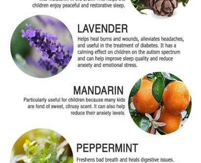 Autism and Essential Oils