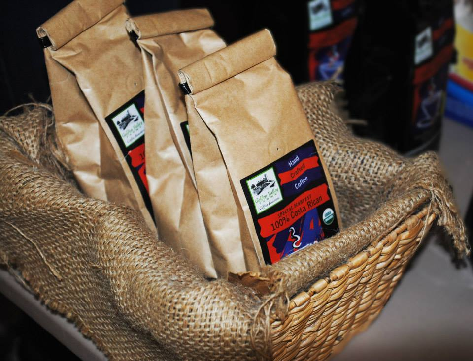 Rock Roast Coffee Bag