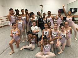 Ballet 2 ABT Exam Day