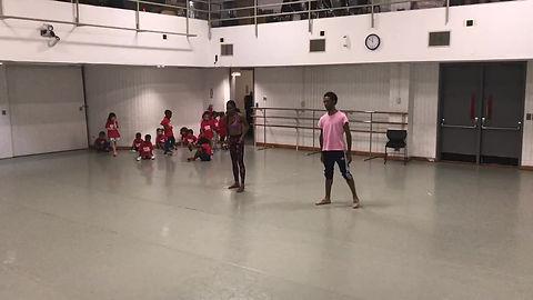 Choreography: Briana Reed