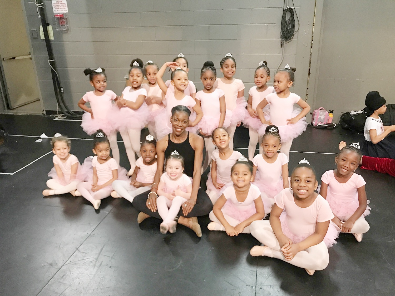 Pre- Primary Ballerinas