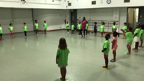 Artscape Dance Workshop with Briana Reed
