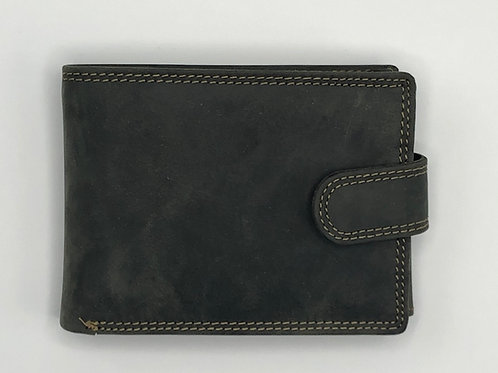 Geldtasche geschliffenes Leder