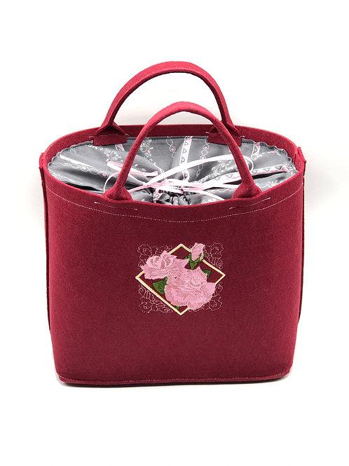 Tasche Filz Valentin 2