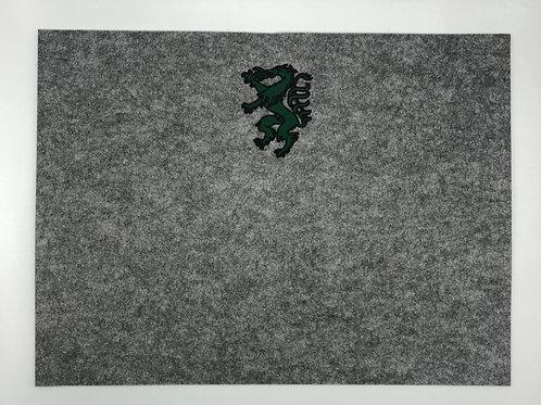 Tischset Panther