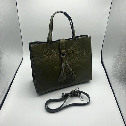 Shopper oliv