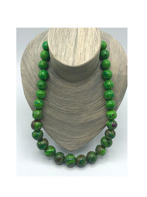Kette Extravagant grün