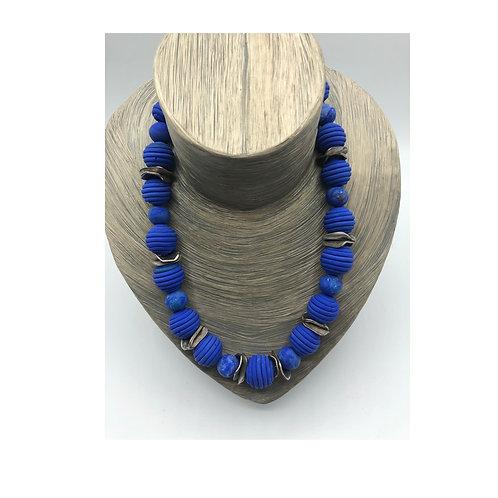 Kette Extravagant blau