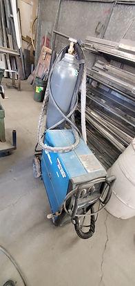 Welding Machines Las Vegas -Intrepid Metal Works Inc.