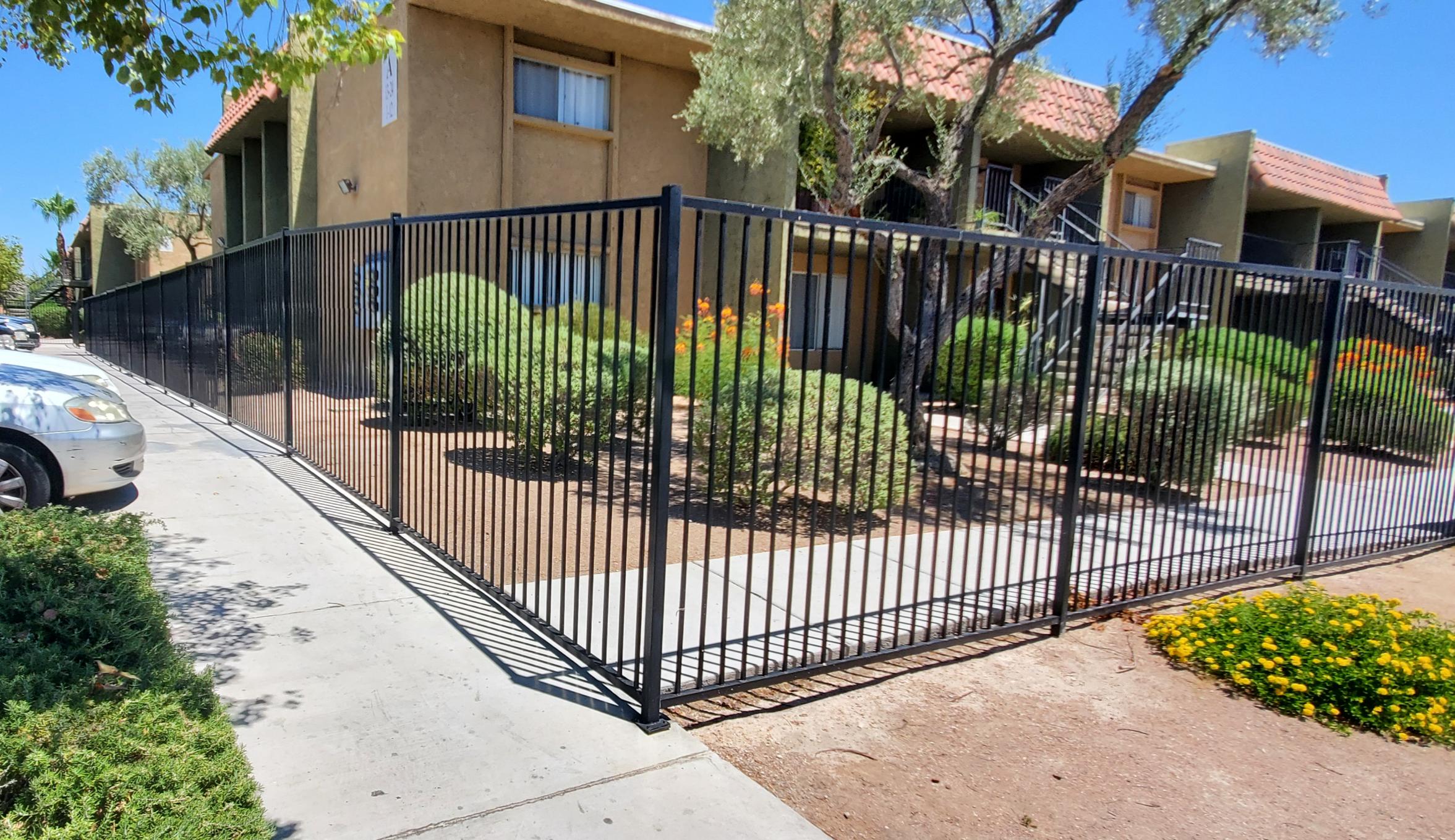 Fences Las vegas - Intrepid Metal Works Inc.