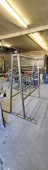 A-Frames, Tool-Boxes & Racks Las Vegas - Intrepid Metal Works Inc.