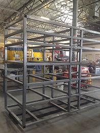 Full Metal Structures Las Vegas - Intrepid Metal Works Inc.