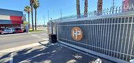 Commercial Property Gates Las Vegas - Intrepid Metal Works Inc.