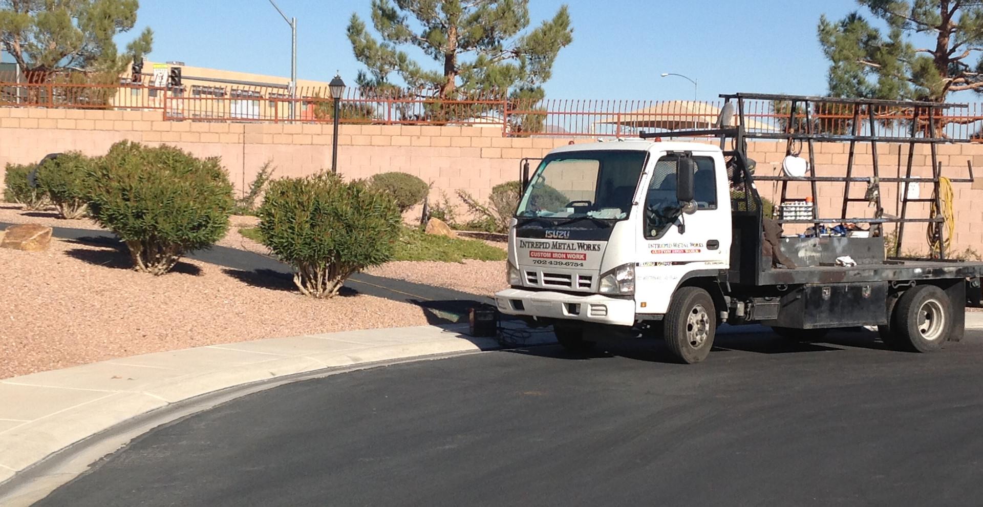 Residential Security Fencing Las Vegas - Intrepid Metal Works Inc.