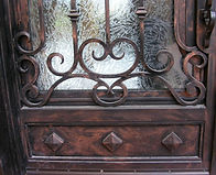 Classic Hand Forged Wrought Iron Las Vegas Intrepid Metal Works Inc.