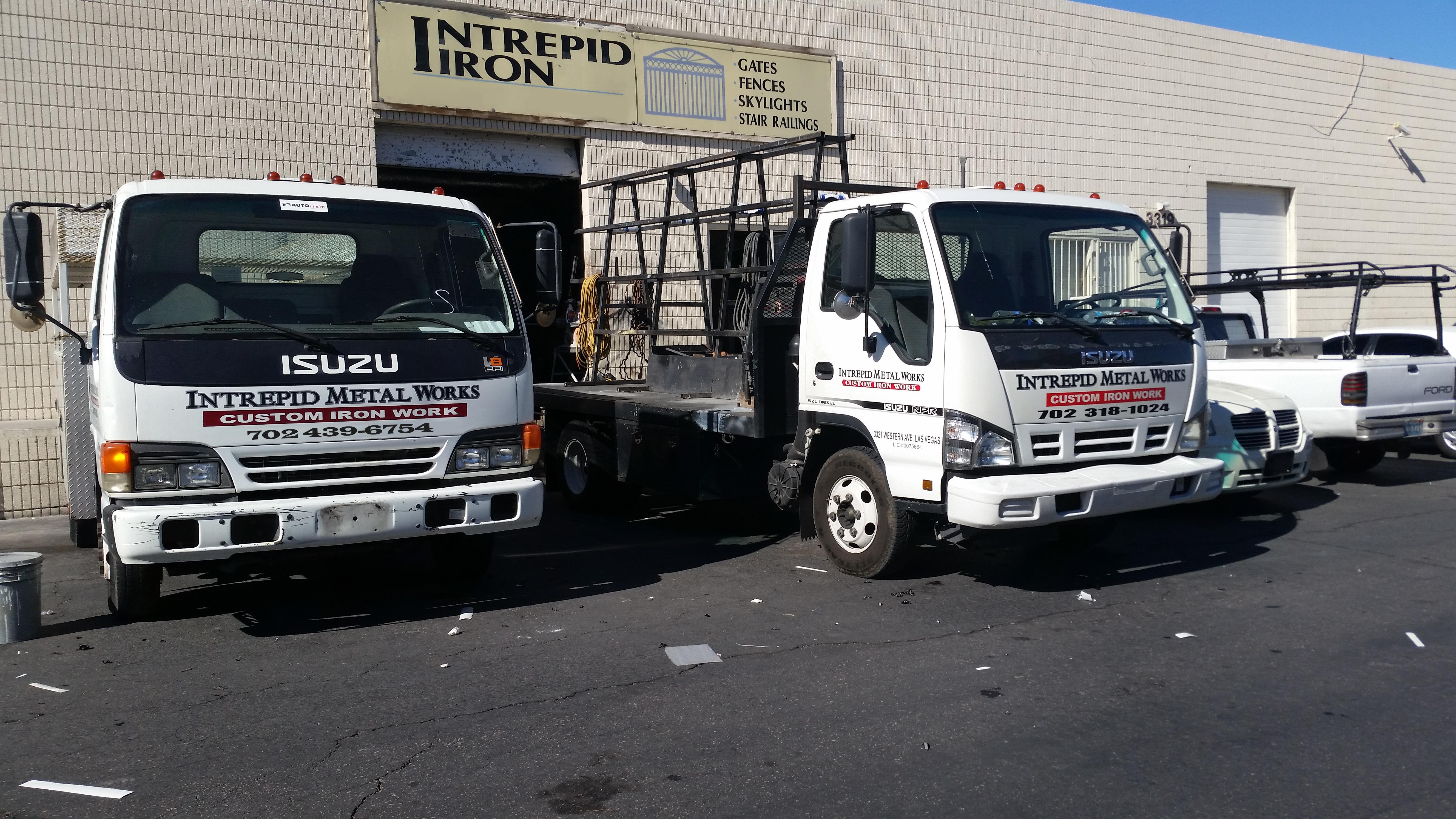 Intrepid Metal Works Inc.