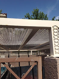 Trash Enclosure Gates Las Vegas - Intrepid Metal Works Inc.