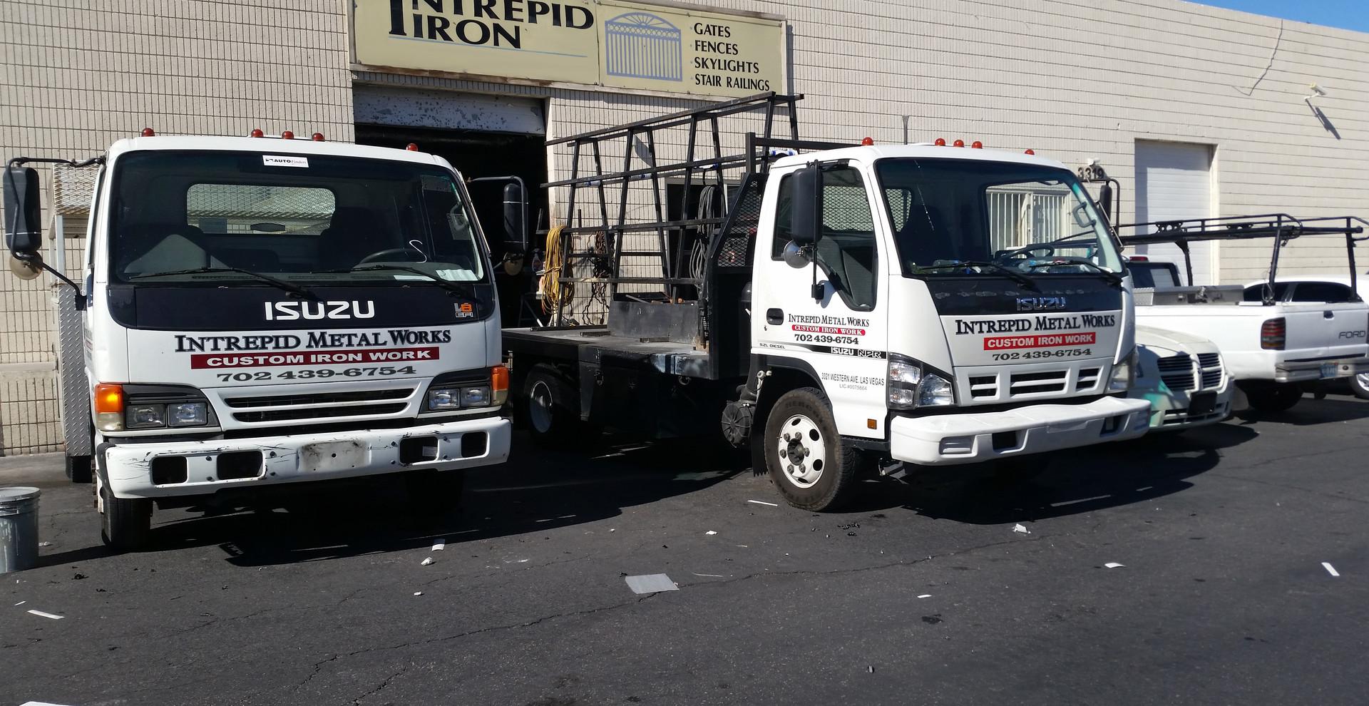 Las Vegas - Intrepid Metal Works Inc.