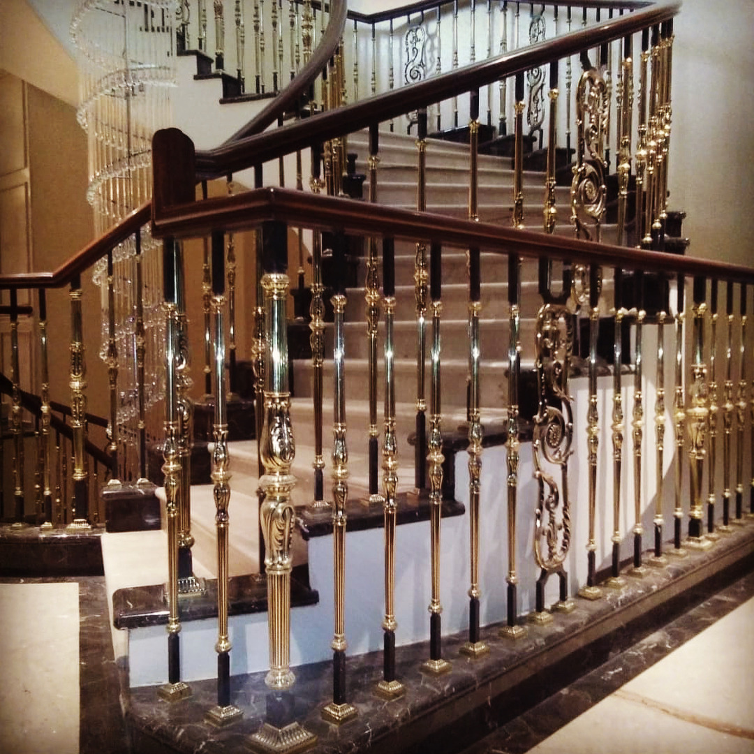 Stair Railings Las vegas - Intrepid Metal Works Inc.