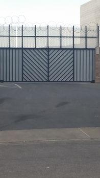 Security Enclosures Las Vegas - Intrepid Metal Works Inc.