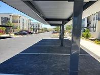 Commercial Large-Scale Carports Las Vegas - Intrepid Metal Works Inc.