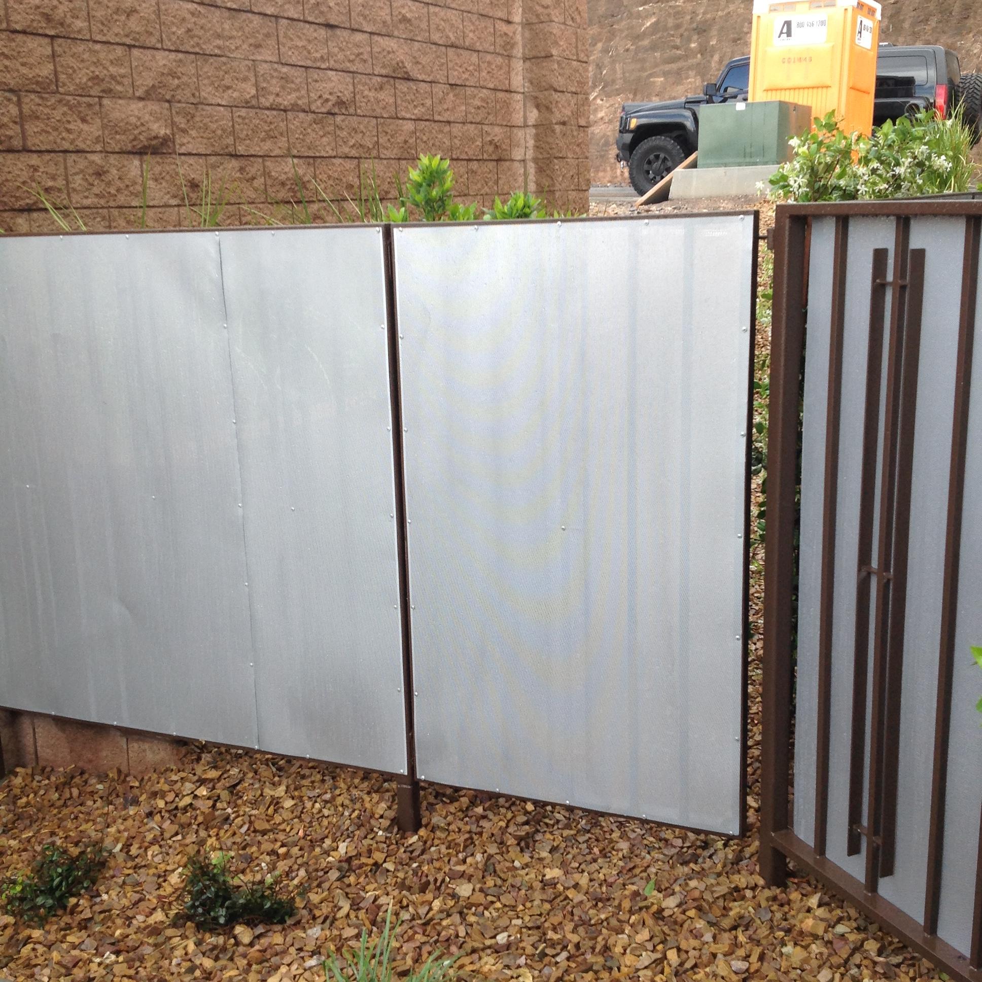 Mansion Fences Las vegas - Intrepid Metal Works Inc.