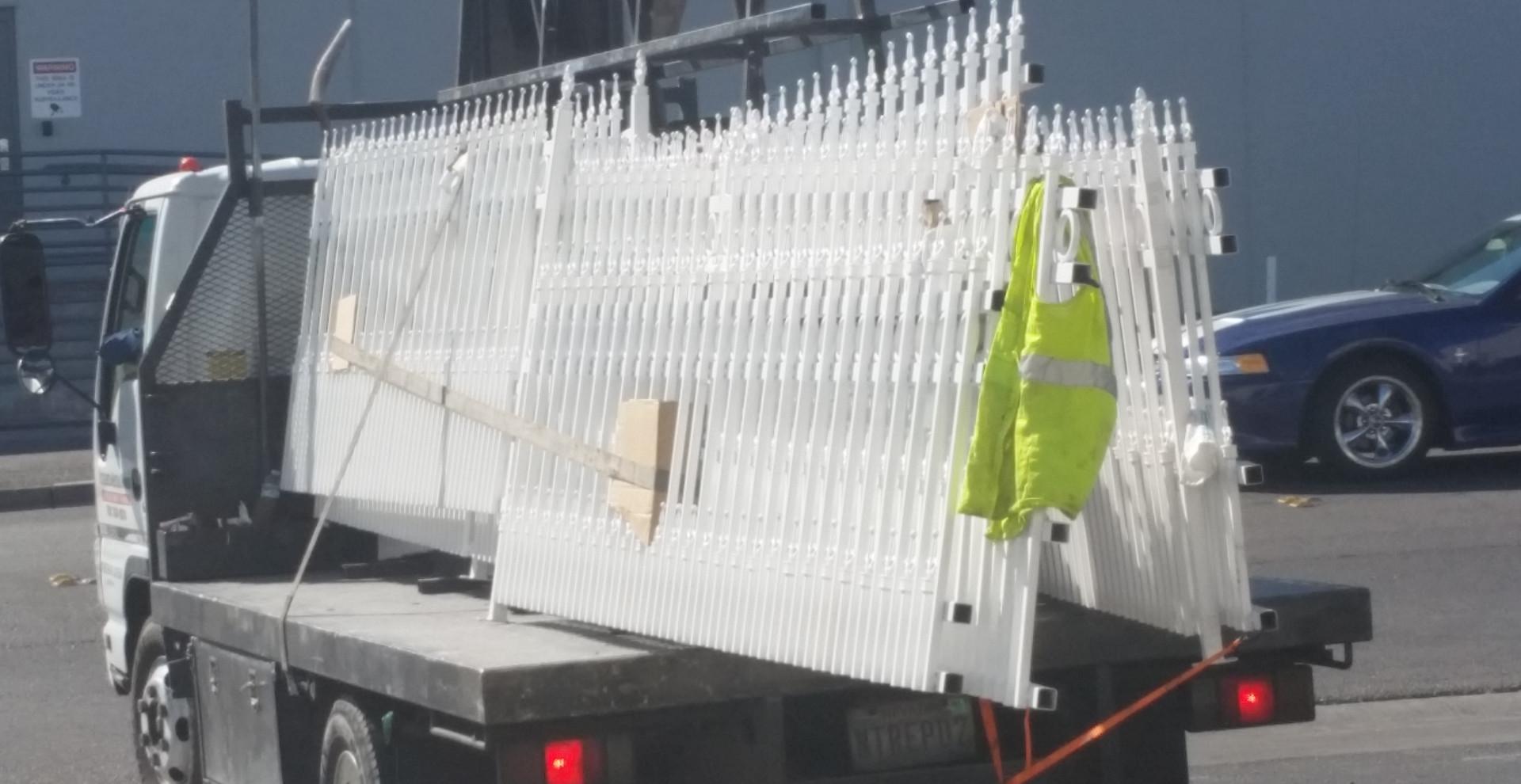 Residential Railings Las Vegas - Intrepid Metal Works Inc.