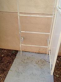 Roof Access Stairs Las Vegas - Intrepid Metal Work Inc.