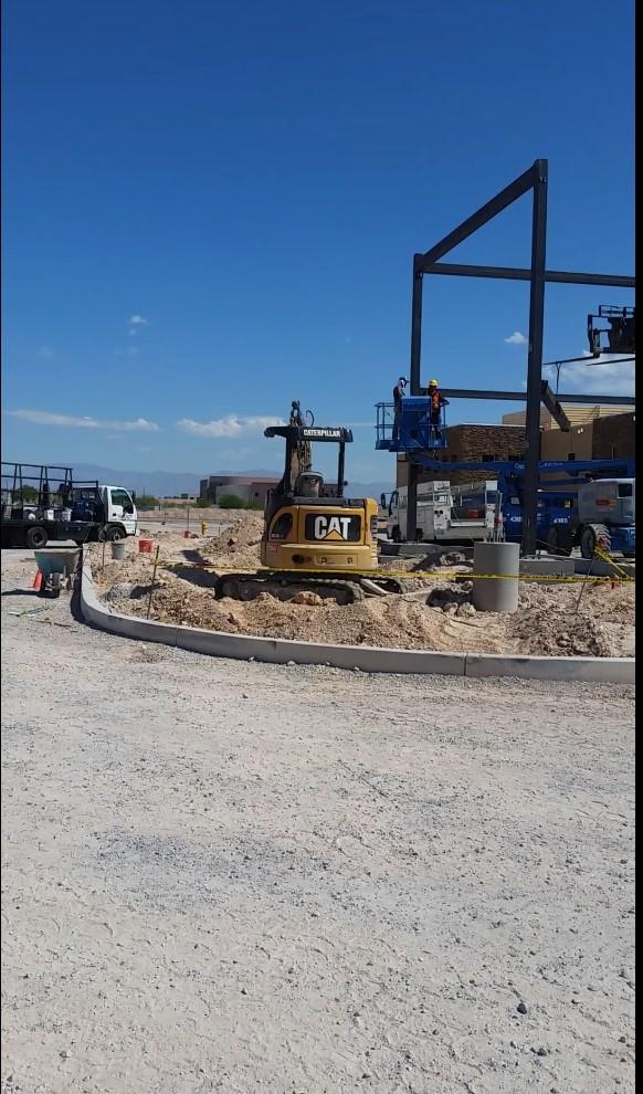Commercial Structural Las Vegas - Intrepid Metal Works Inc.