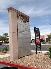Advertising Signs Las Vegas - Intrepid Metal Works Inc.