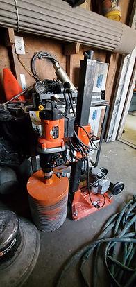 Magnetic/Vacuum Base Core Drills Las Vegas - Intrepid Metal Works Inc.