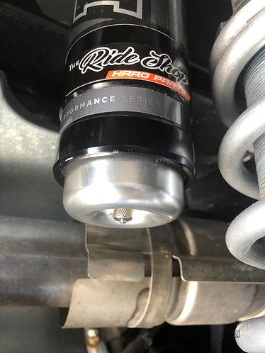 Fox shocks UTV no leak reservoir cap