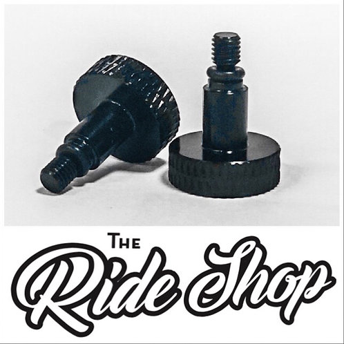 Fork bleeder screw-black KYB