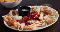 Mixed Platter Turkish Starter
