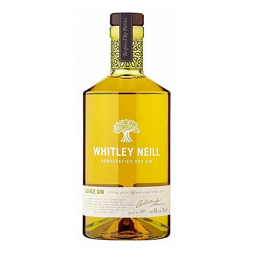 Whitley Neill Quince Handcrafted Dry Gin