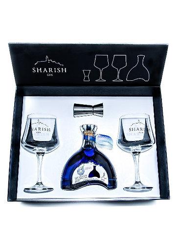 Sharish Blue Magic Gin Gift Set 50cl