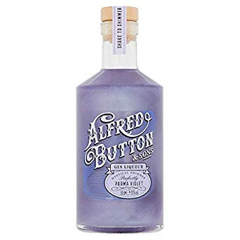 Alfredo Button & Sons Parma Violet Gin Liquor